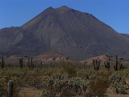 Baja Peninsula