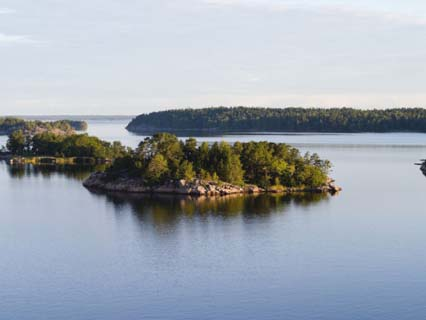 Small Islands in the Sea, Stockholm Archipelago, Sweden