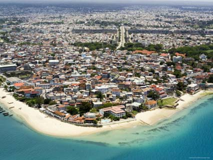 Stone Town of Zanzibar is the Cultural Center of the Island, Tanzania