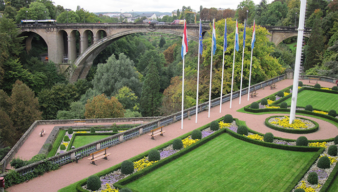 Luxembourg ranked 2nd richest nation