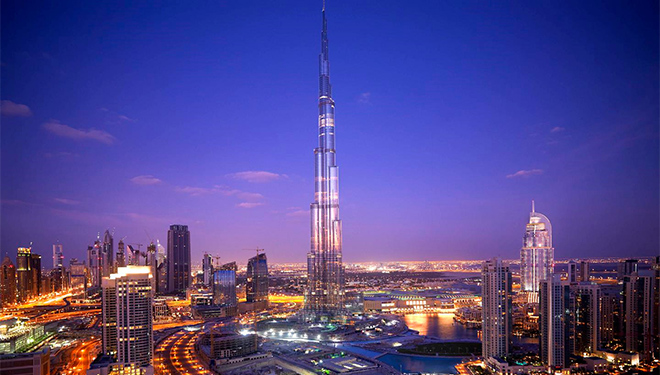 The United Arab Emirates ranked 3rd richest nation