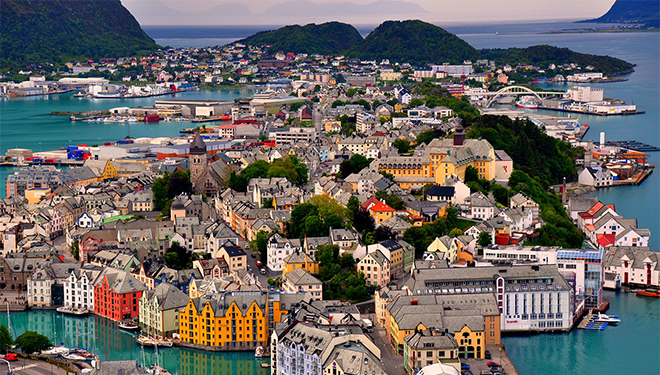 Norway ranked 4th richest nation