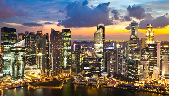 Singapore ranked 5th richest nation