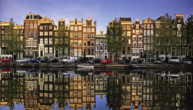 Netherlands ranked 8th richest nation