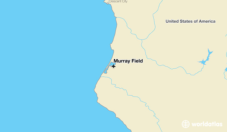 Murray Field location on a map