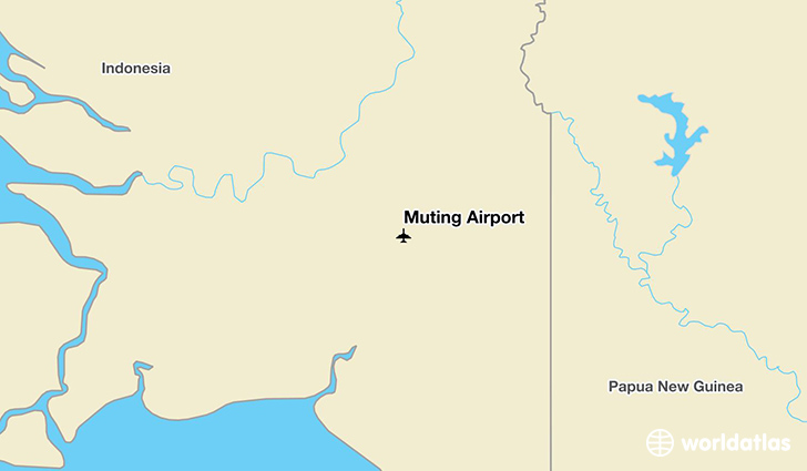 Muting Airport location on a map
