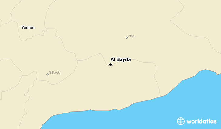 Al Bayda location on a map