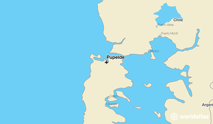 Pupelde location on a map