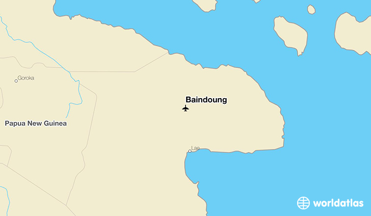 Baindoung location on a map