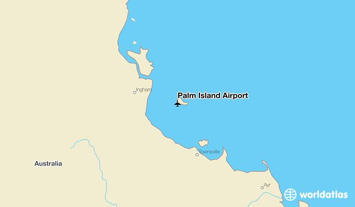 Palm Island Airport  Pmk