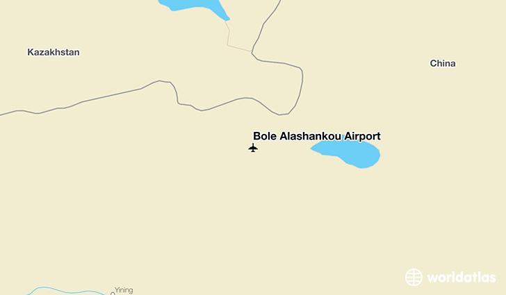 Bole Alashankou Airport (BPL) - WorldAtlas on map of iran airports, map of aruba airports, map of u.s. airports, map of myanmar airports, map of oman airports, map of philippines airports, map of china airports, map of ireland airports, map of jamaica airports, map of western europe airports, map of france airports, map of new zealand airports, map of sri lanka airports, map of brazil airports, map of mexico airports, map of united kingdom airports, map of swaziland airports, map of zimbabwe airports, map of uk airports, map of lithuania airports,