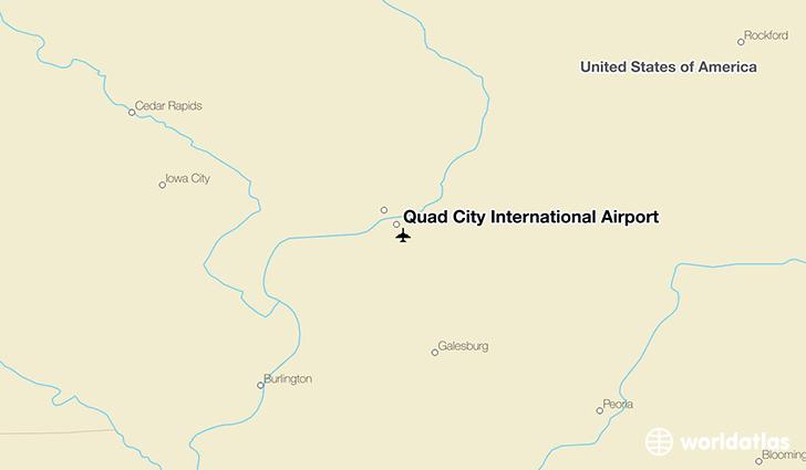 morristown airport diagram mli airport diagram quad city international airport (mli) - worldatlas #8