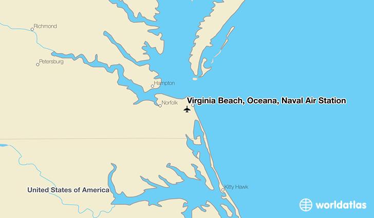 Virginia Beach, Oceana, Naval Air Station (NTU) Airport