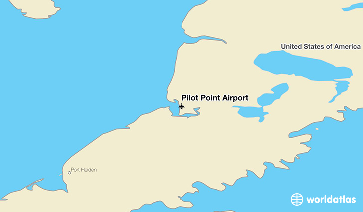 Pilot Point Airport  Pip