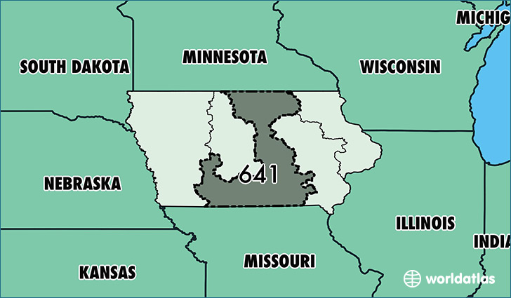 Iowa Maps Map Of Iowa Iowa Counties Road Map USA Des Moines Maps - Iowa map of us