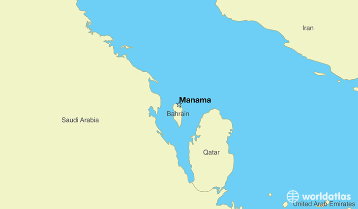 Where is bahrain where is bahrain located in the world bahrain map showing the location of bahrain gumiabroncs