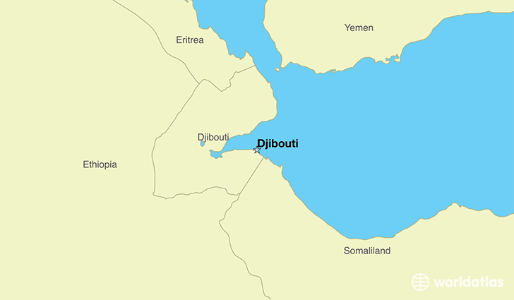 Where is Djibouti? / Where is Djibouti Located in The World ... on