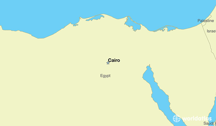 Where is egypt where is egypt located in the world egypt map map showing the location of egypt gumiabroncs Choice Image