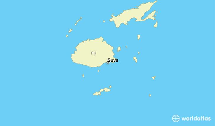 Where Is Fiji Where Is Fiji Located In The World Fiji Map - Fiji map