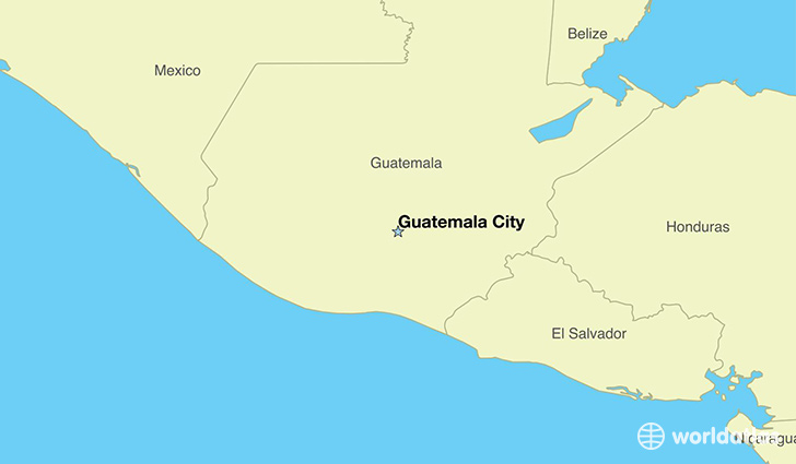 Where is Guatemala?
