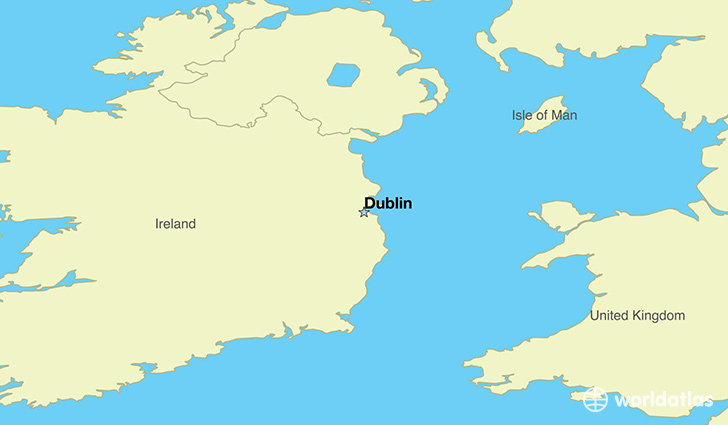 Where is ireland where is ireland located in the world map showing the location of ireland gumiabroncs