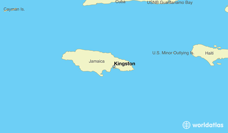 Where Is Jamaica Located In The World