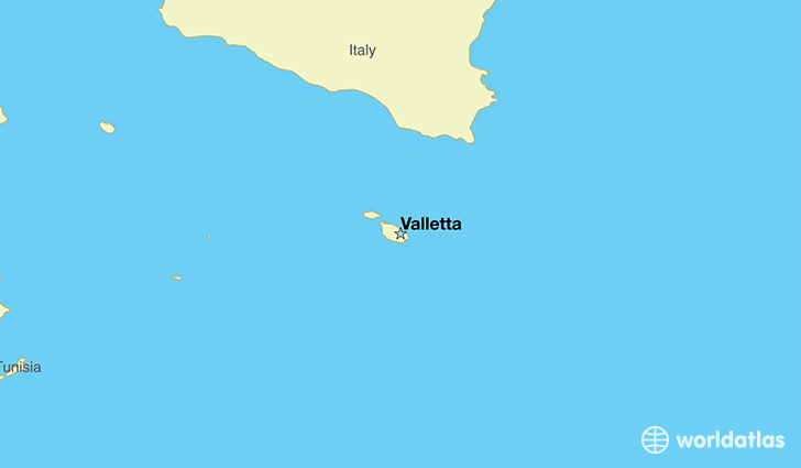 Where is Malta? / Where is Malta Located in The World? / Malta Map ...