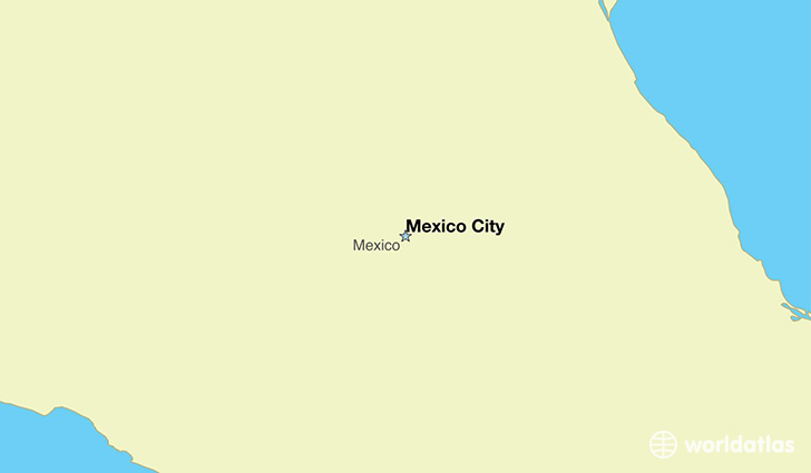 Where is Mexico Where is Mexico Located in The World Mexico – Mexico in the Map