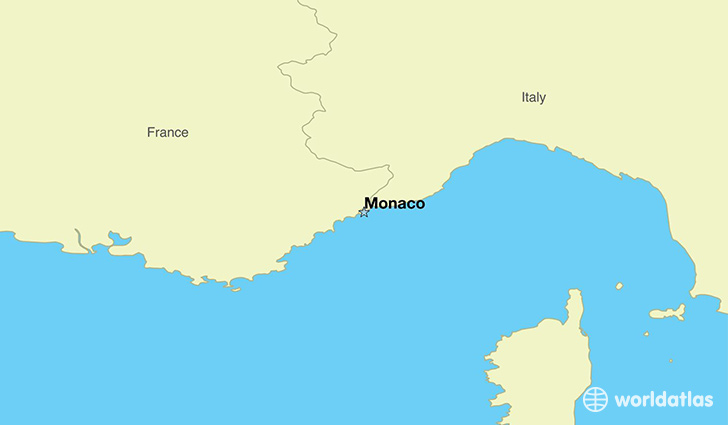 Where is Monaco Where is Monaco Located in The World Monaco