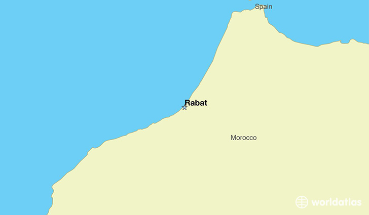 Where Is Morocco Where Is Morocco Located In The World - Map of morocco