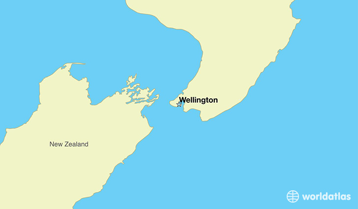 Where Is Wellington New Zealand On The Map.Where Is New Zealand Where Is New Zealand Located In The World