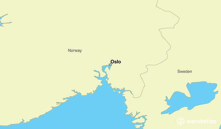 Where Is Norway Where Is Norway Located In The World Norway