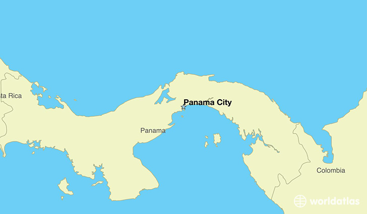Where is Panama  Where is Panama Located in The World  Panama