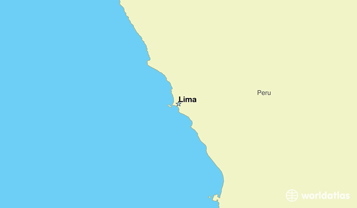 Where Is Peru Where Is Peru Located In The World Peru Map - Where is peru