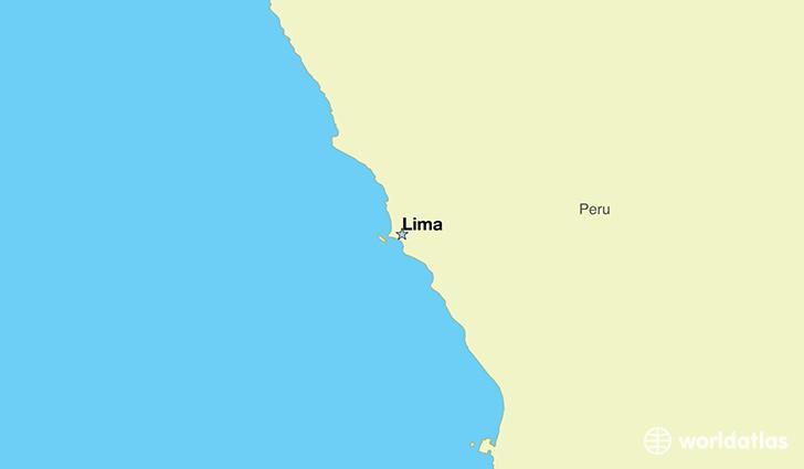 Where Is Peru Where Is Peru Located In The World Peru Map - Peru major cities map