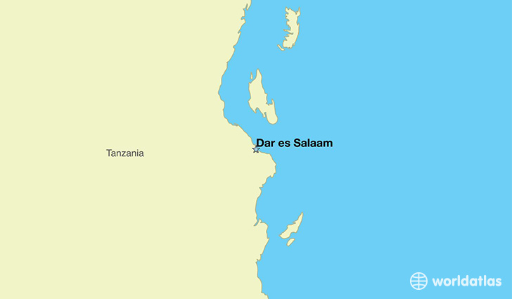 Where is tanzania where is tanzania located in the world map showing the location of tanzania gumiabroncs Image collections