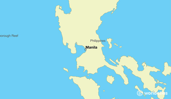 where is the philippines where is the philippines located in the