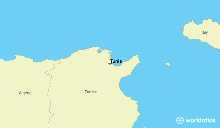 Where is Tunisia Where is Tunisia Located in The World Tunisia