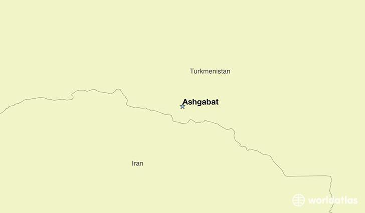 Where Is Turkmenistan Where Is Turkmenistan Located In The - Turkmenistan map