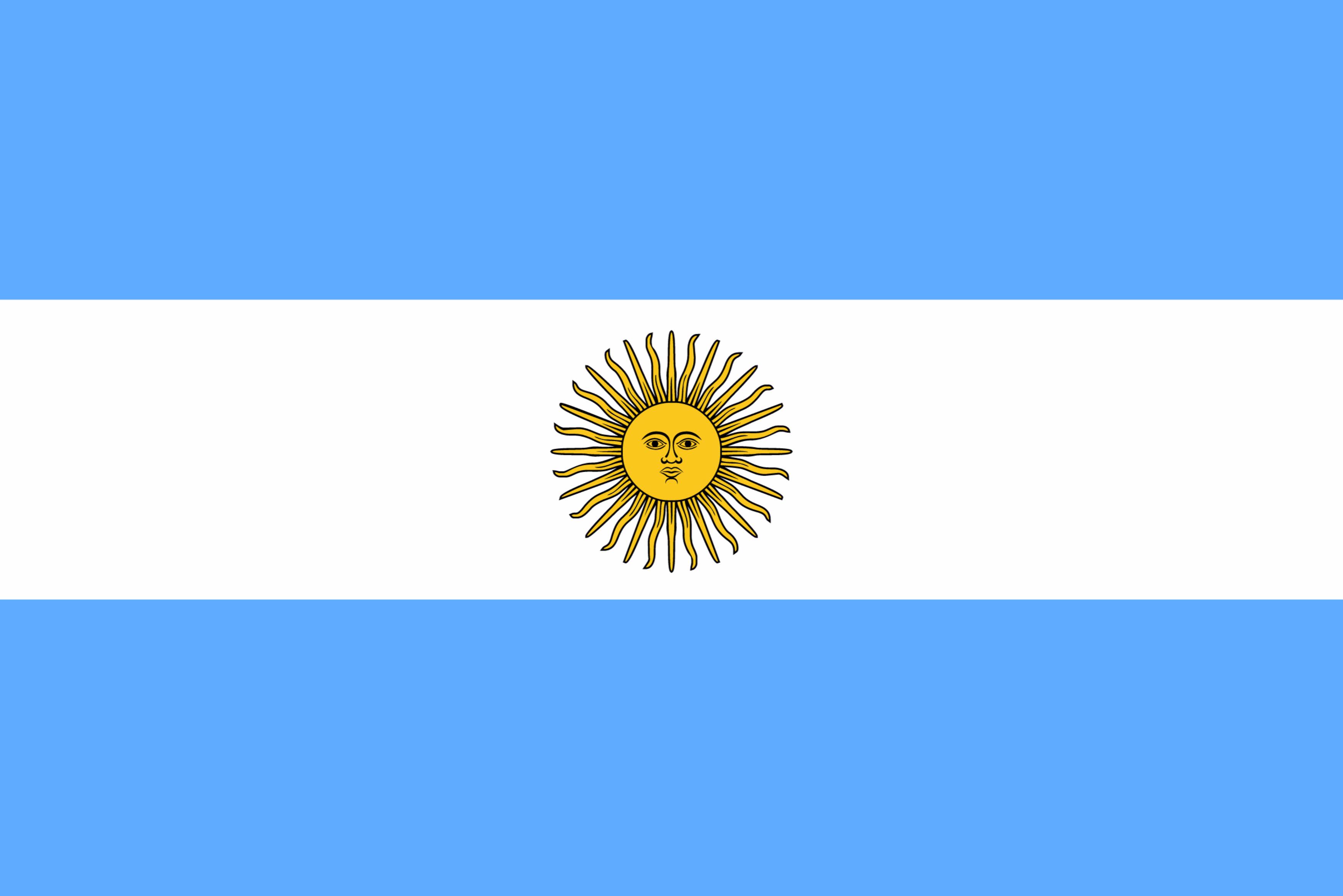 Flag Of Argentina Worldatlas Com