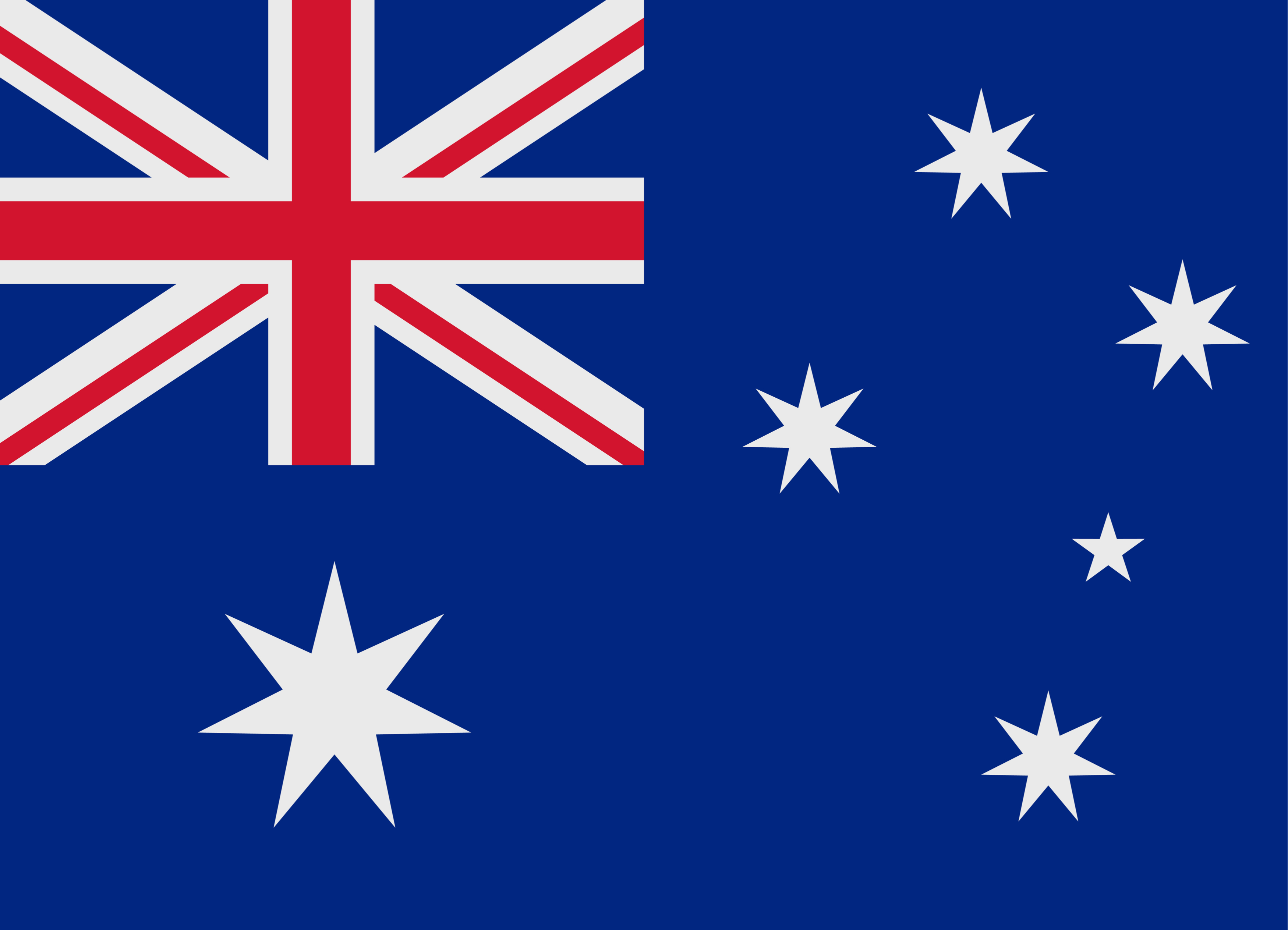 TheThe Australian National Flag consists of a dark blue field and features three primary components namely the Commonwealth Star, the Southern Cross, and the Union Jack.