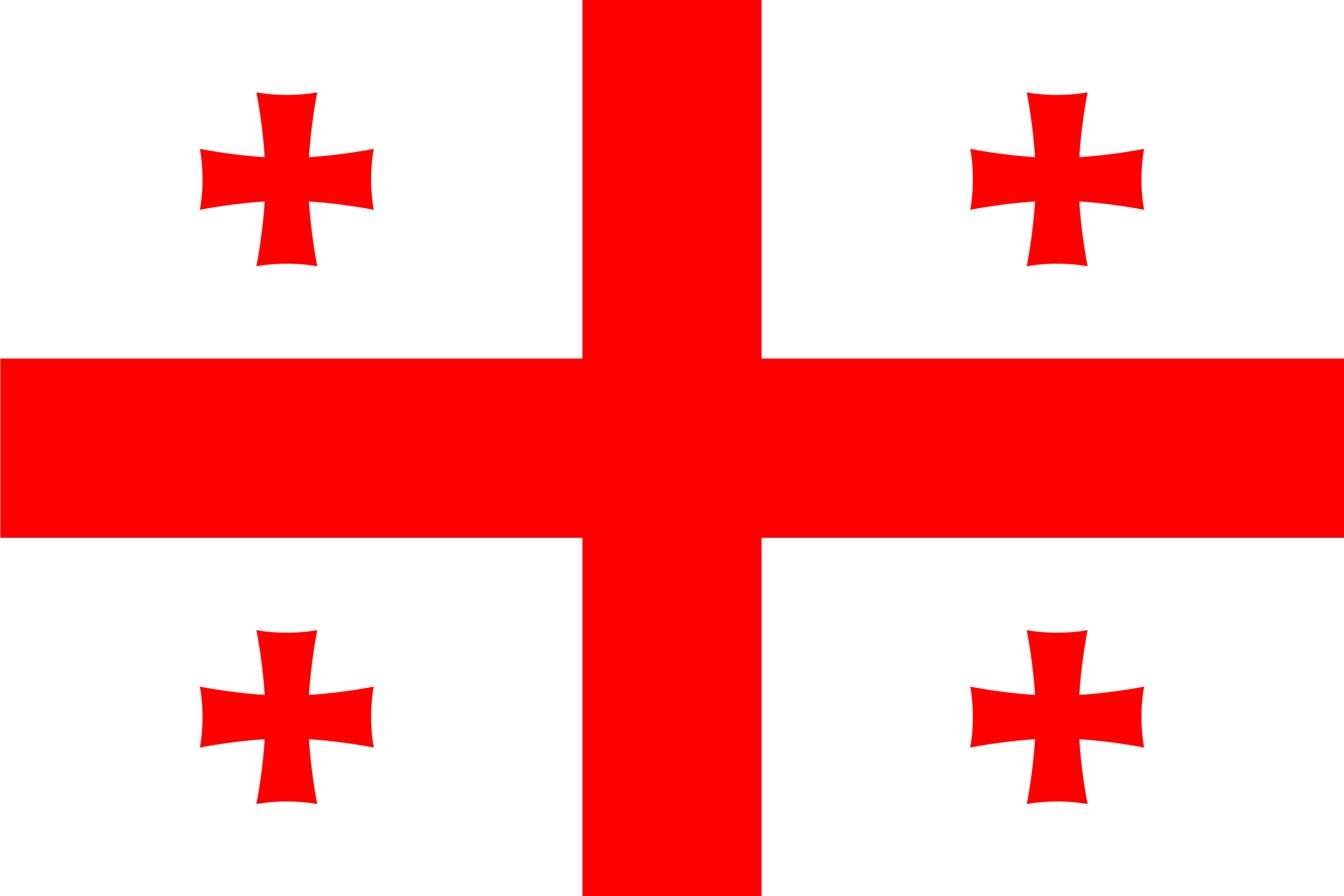 Flag of Georgia