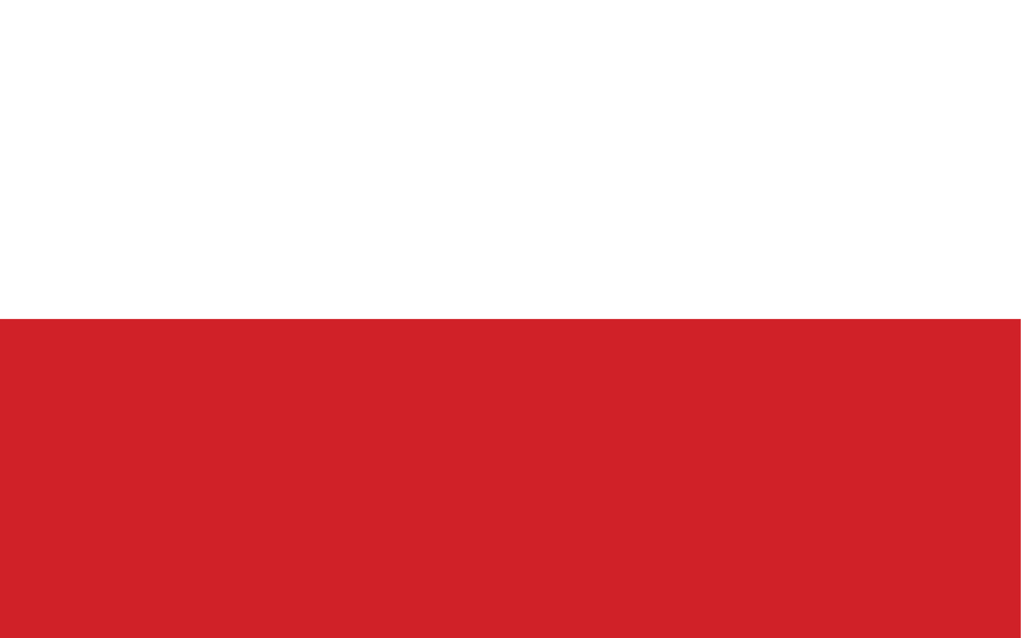 The current design of the Polish flag was adopted on January 31, 1980.
