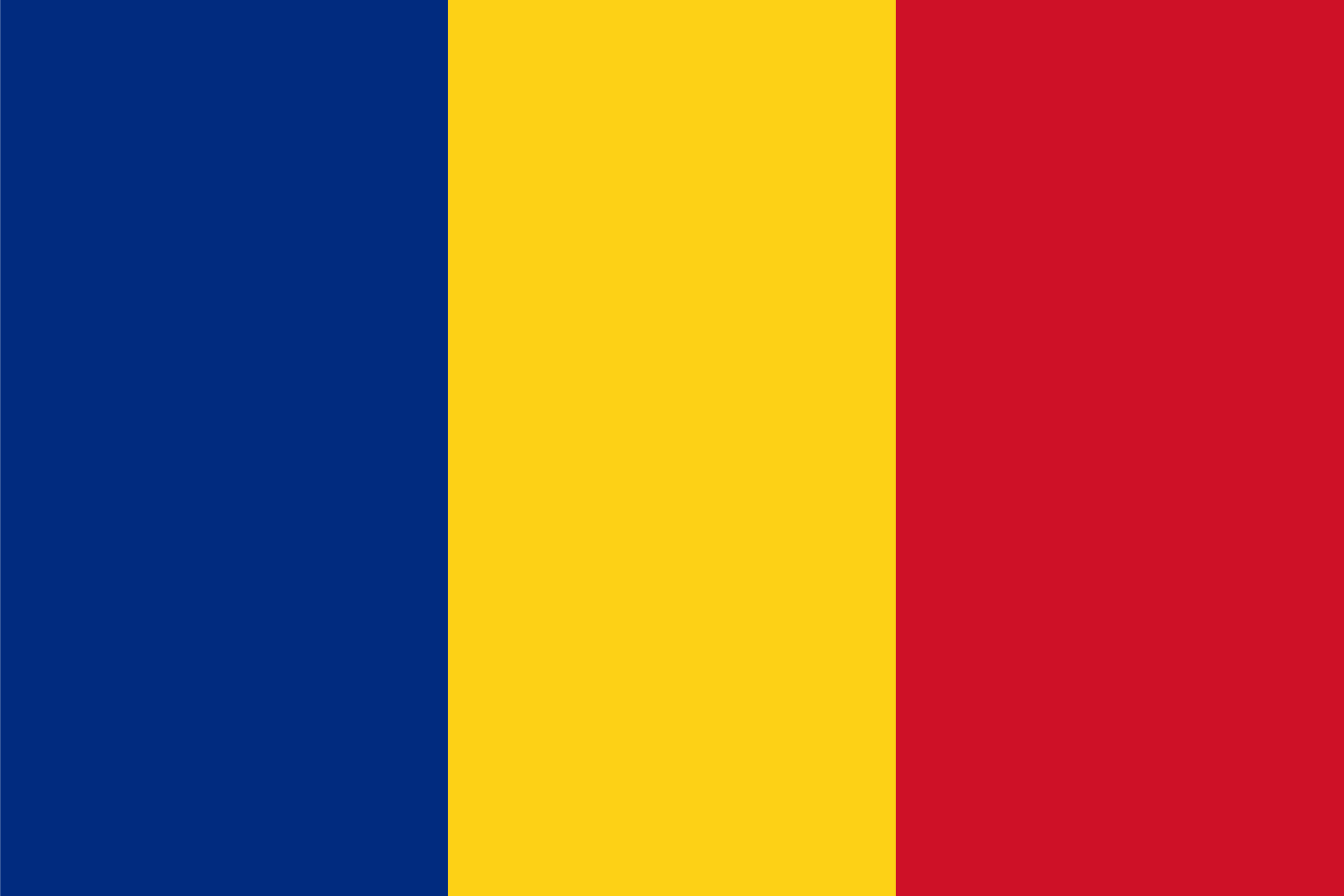 The flag of Romania was adopted in December 1989.