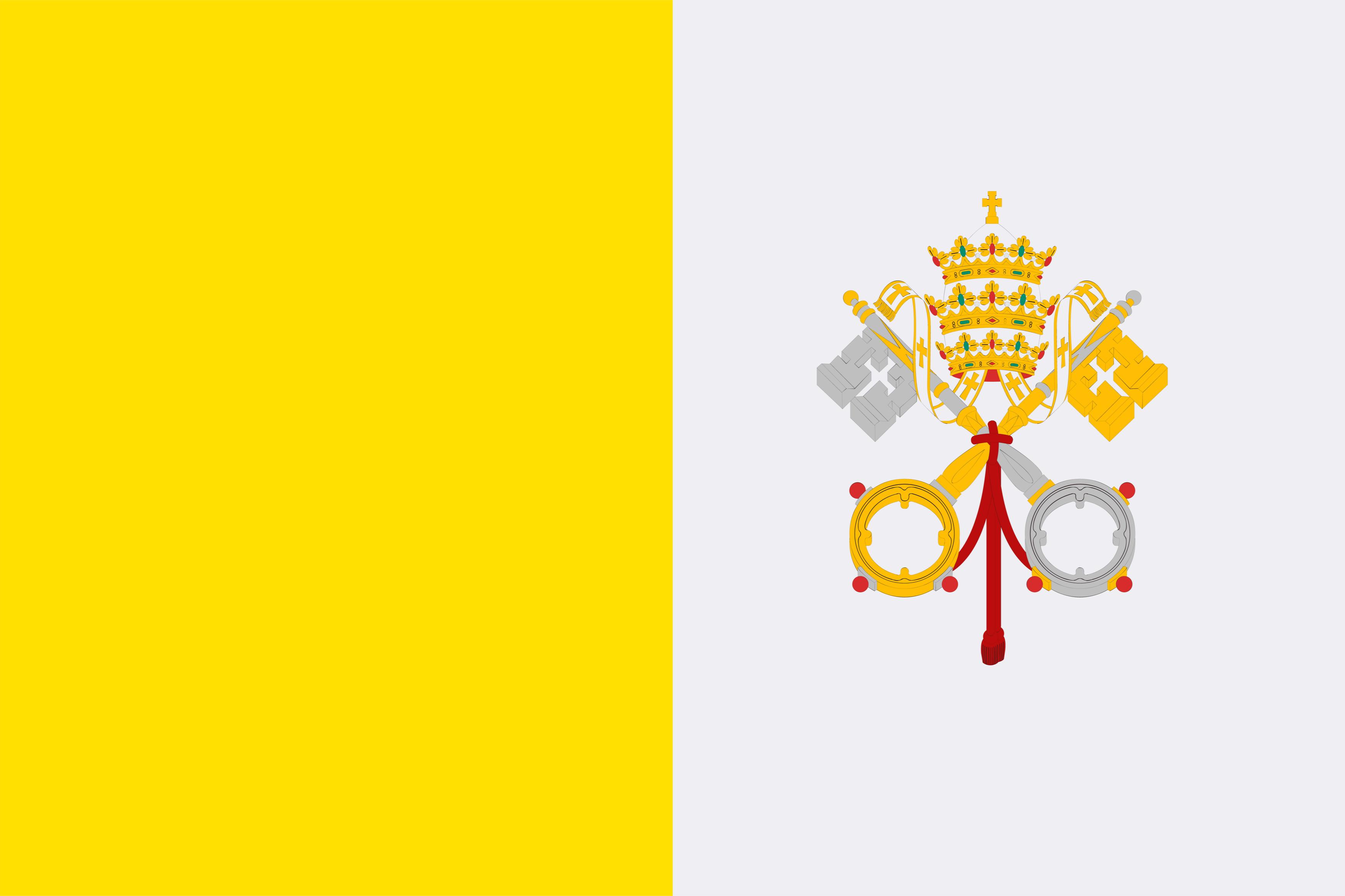 Flag of Vatican