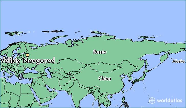 Novgorod Russia Map.Where Is Velikiy Novgorod Russia Velikiy Novgorod Novgorod