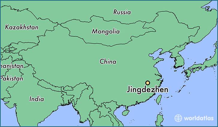 Resultado de imagem para jingdezhen china