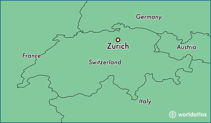 where is zurich located