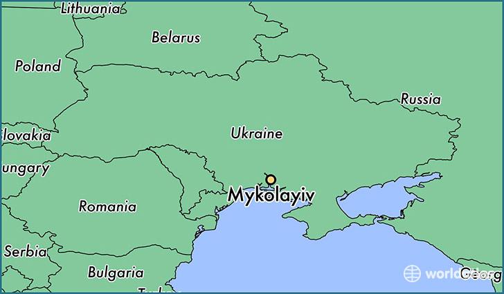 nikolaev ukraine
