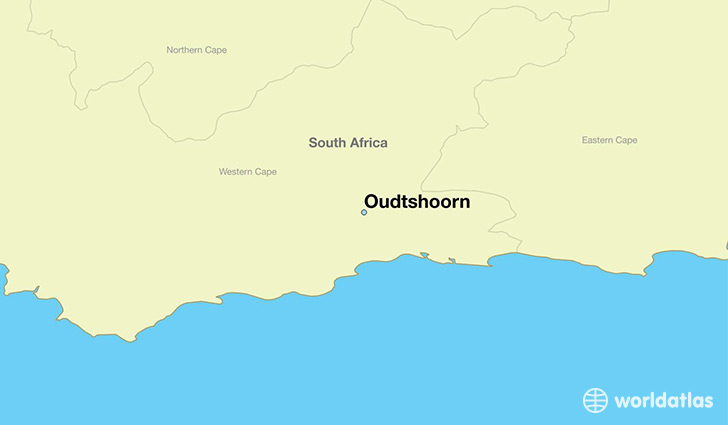 Where is Oudtshoorn, South Africa? / Oudtshoorn, Western Cape Map